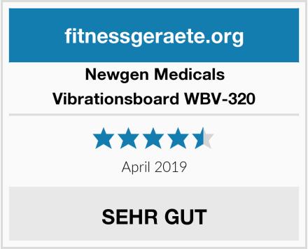 Newgen Medicals Vibrationsboard WBV-320 Test