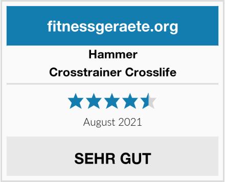 Hammer Crosstrainer Crosslife Test