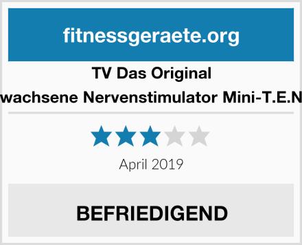TV Das Original Erwachsene Nervenstimulator Mini-T.E.N.S. Test