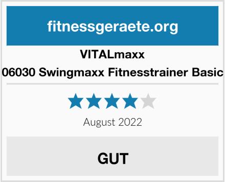 VITALmaxx 06030 Swingmaxx Fitnesstrainer Basic Test