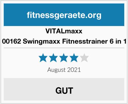 VITALmaxx 00162 Swingmaxx Fitnesstrainer 6 in 1 Test