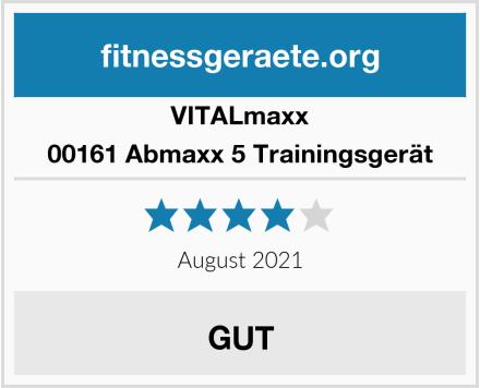 VITALmaxx 00161 Abmaxx 5 Trainingsgerät Test