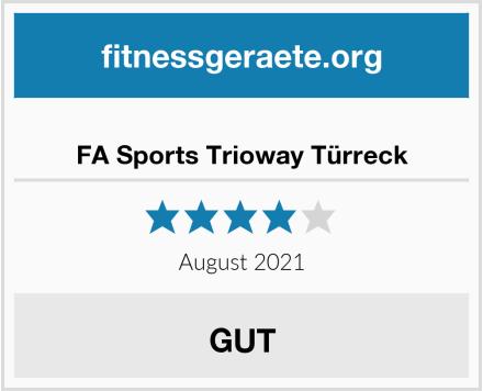 FA Sports Trioway Türreck Test