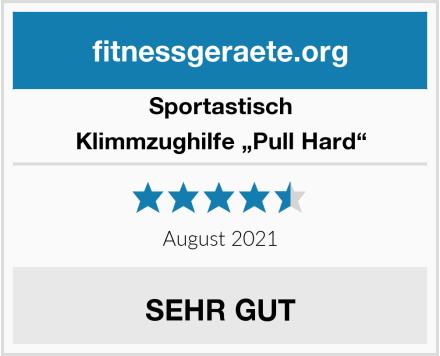 """Sportastisch Klimmzughilfe """"Pull Hard"""" Test"""