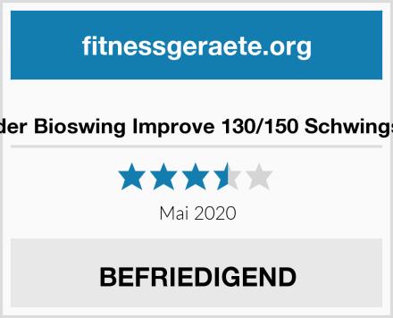 Haider Bioswing Improve 130/150 Schwingstab Test