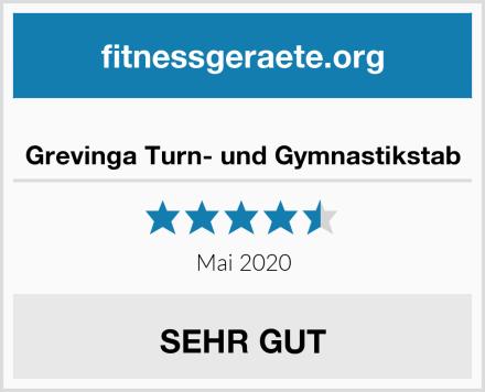 Grevinga Turn- und Gymnastikstab Test