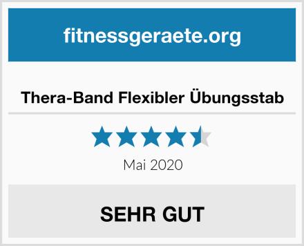 Thera-Band Flexibler Übungsstab Test
