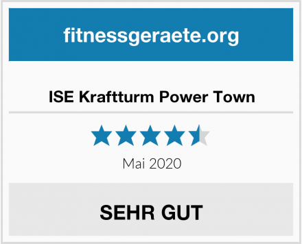 ISE Kraftturm Power Town Test