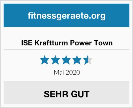 ISE Kraftturm Power Town Test