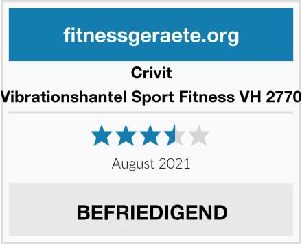 Crivit Vibrationshantel Sport Fitness VH 2770 Test