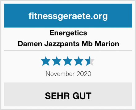 Energetics Damen Jazzpants Mb Marion Test