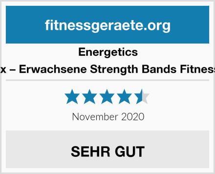 Energetics Unisex – Erwachsene Strength Bands Fitnessband Test