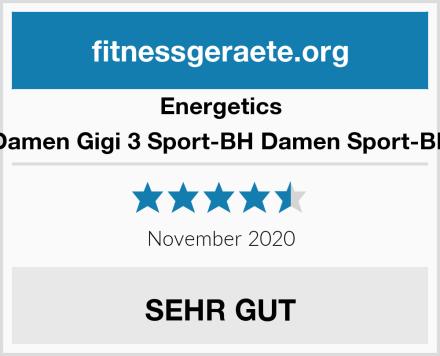 Energetics Damen Gigi 3 Sport-BH Damen Sport-BH Test