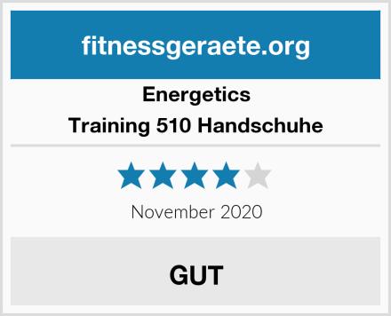 Energetics Training 510 Handschuhe Test