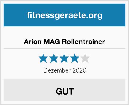 Arion MAG Rollentrainer Test