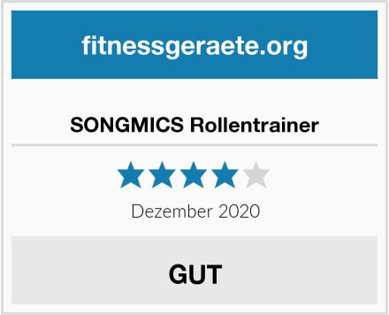 SONGMICS Rollentrainer Test