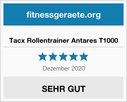 Tacx Rollentrainer Antares T1000 Test