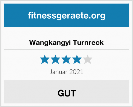 Wangkangyi Turnreck Test