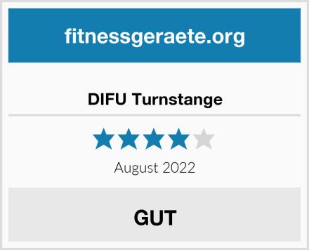 DIFU Turnstange Test