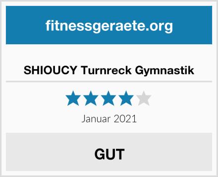 SHIOUCY Turnreck Gymnastik Test