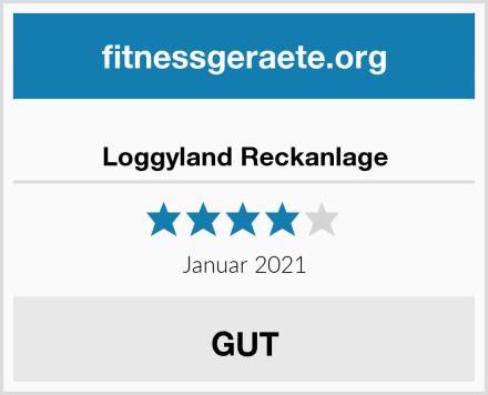 Loggyland Reckanlage Test