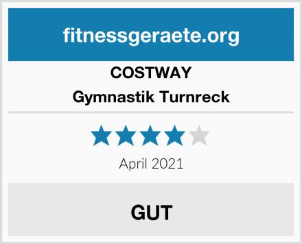 COSTWAY Gymnastik Turnreck Test
