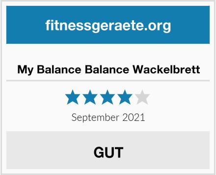 My Balance Balance Wackelbrett Test