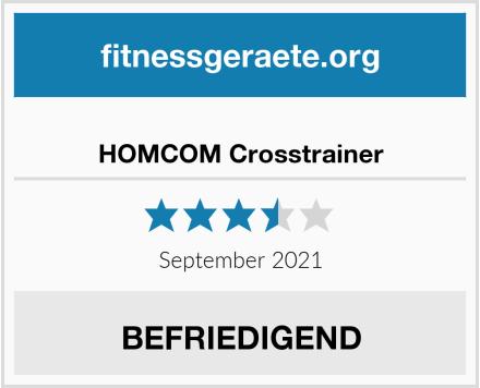HOMCOM Crosstrainer Test