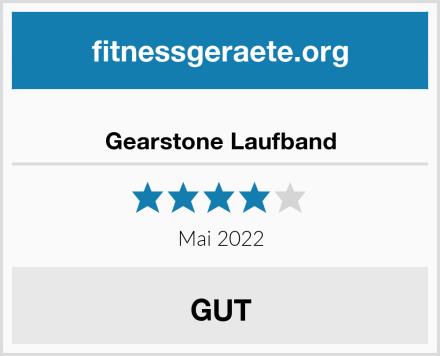 Gearstone Laufband Test