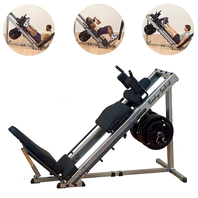 Body-Solid 3in1 Beintrainer