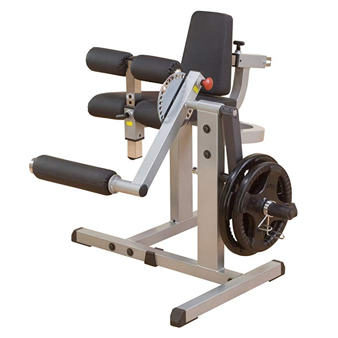 Body-Solid Gcec-340 2in1 Beintrainer