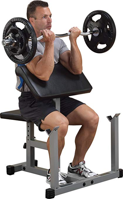 Body-Solid Powerline Curlbank