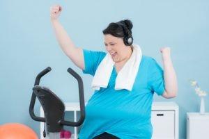 Wie hoch ist der Kalorienverbrauch bei Fitnessgeräten?