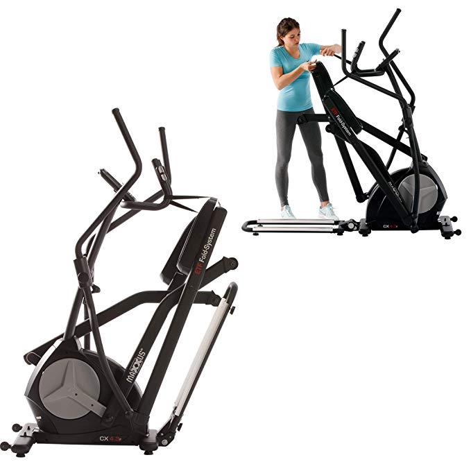 Klappbar Fitness & Jogging Crosstrainer Maxxus Cx 4.3f