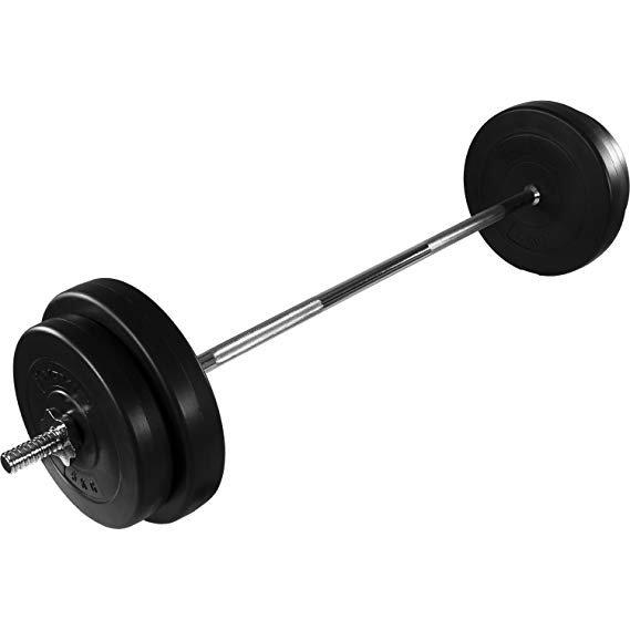 Movit Langhantel Set 30 kg
