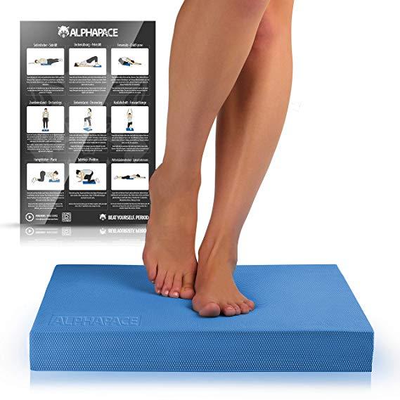 ALPHAPACE Balance Pad inkl. HD Videokurs