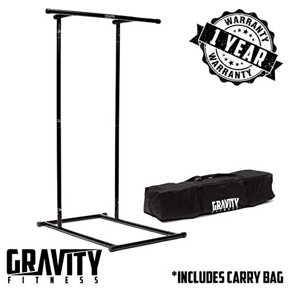GRAVITY FITNESS Pull up Rack