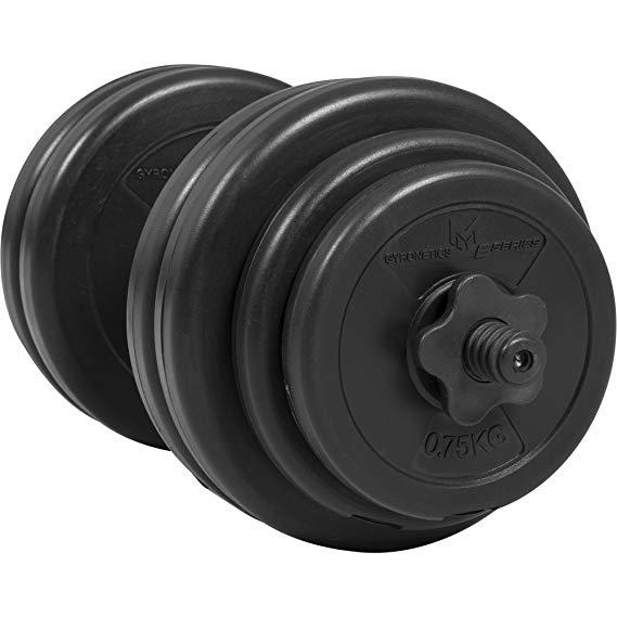 No Name GYRONETICS Kurzhantel-Set 30 kg