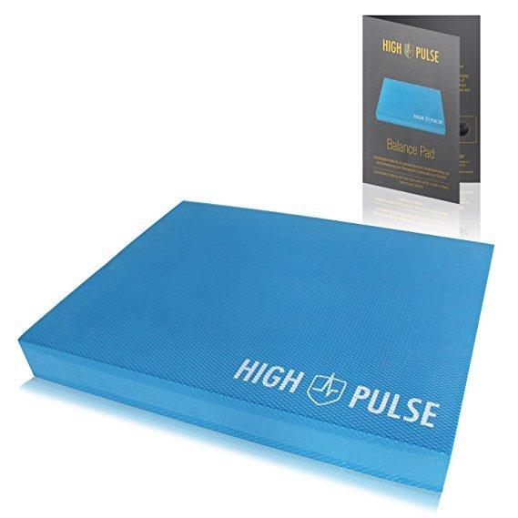 High Pulse Balance Pad inkl. Übungsposter