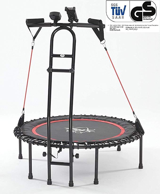 JOKA FIT Trampolin-Innovation