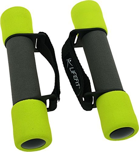 LIFEFIT Unisex Adult Hantel Softband
