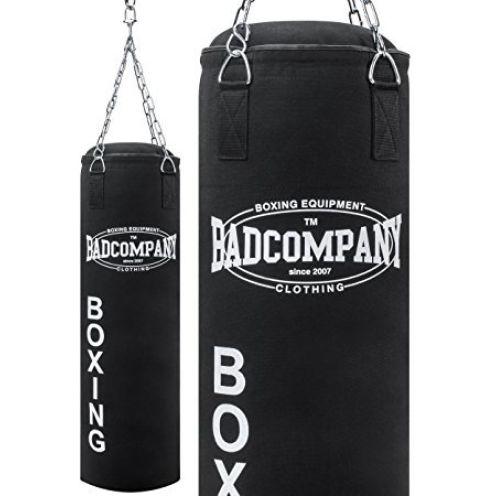 Bad Company Boxsack inkl. Heavy Duty Stahlkette