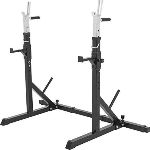 Gorilla Sports Kniebeugen-Ständer Squat-Rack