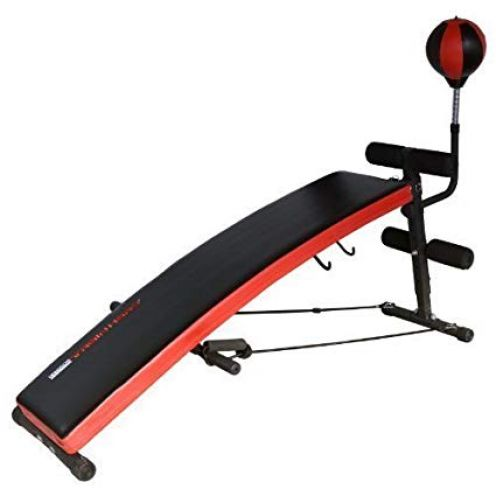Trainhard Sit Up Bank Bauchtrainer
