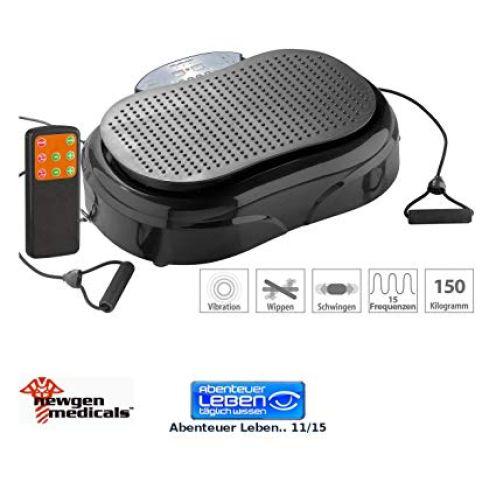Newgen Medicals 3in1-Vibrationsplatte