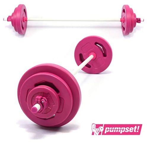 bonsport Langhantel-Set 20 kg