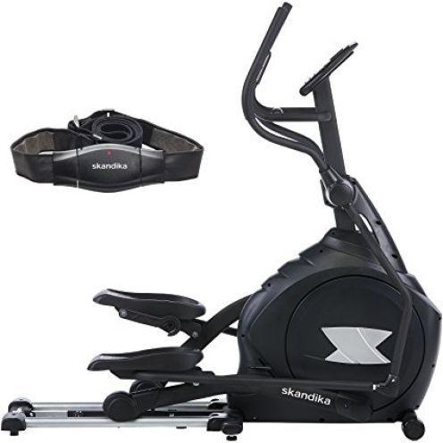Skandika Fitness Crosstrainer CardioCross Carbon Pro