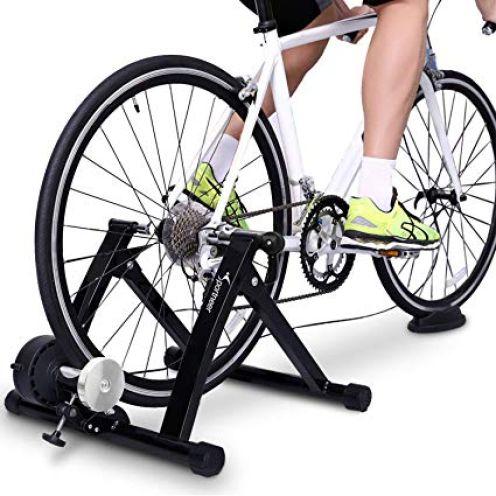 Sportstech Sportneer Fahrrad Rollentrainer