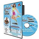 TV Das Original Trainings DVD Power Maxx Fitness Trampolin Professional