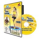 TV Das Original Trainings DVD Power Maxx Trampolin Fitness